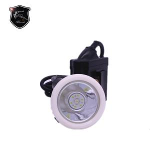 China KL5LM B 10000lux Brightness led corded cap lamp miners safety cap lamp mining headlamp on sale