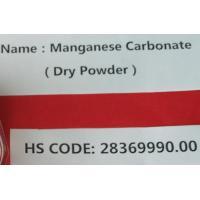 Manganese(II) Carbonate Electrolyte Material Manganese(II) Nitrate  Manganese Dioxide For Dry Cell Batteries
