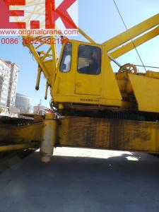 China 300ton Germany Demag Hydraulic used Crawler Crane, track crane, lattice boom crane(CC2000) on sale