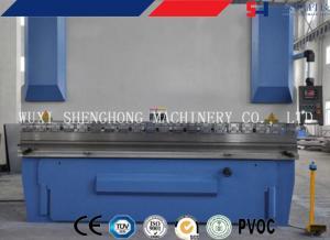 China Hydraulic Plate and Sheet Bending Machine CNC Hydraulic Press Brake on sale
