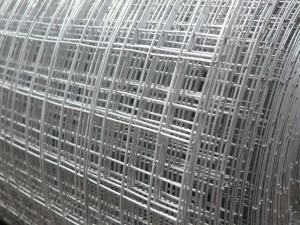 China 1x1 Galvanized Welded Wire Fence Panels on sale