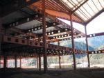 Mergulho quente galvanizado, soldando, travando, rolando, aço pré-fabricado construção Pre-projetada