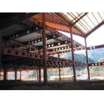 Горячее гальванизированное погружение, сваривающ, тормозящ, свертывающ, полуфабрикат здание Пре-проектированное сталью