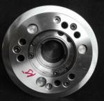 KM 3-Jaw Power Chuck accommodate high speeds and powerful clamp forces