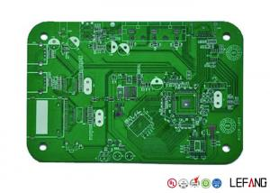 China Multilayer Green Solder ENIG Heavy Copper PCB Board With RoHS Compliance on sale