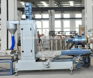 China High Torque TPU Pellets Double Screw Extruder Machine Bioplastic Raw Material PLA on sale