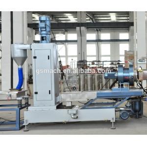 China High Torque TPU Pellets Double Screw Extruder Machine Bioplastic Raw Material PLA on sale