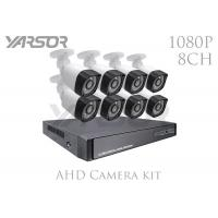 Full HD 1080P 4 IN 1 AHD Camera Kit 8 Channel 2.0MP IR Outdoor CCTV Cameras