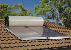 China compact flat plate solar water heater on sale