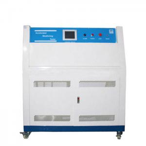 China Touch-Screen UV Light Accelerated Weathering Tester And UV Aging Chamber Ce For Factory Price on sale