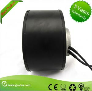 China Air Purification Forward Curved Centrifugal Fan Blower , DC Input High Pressure Centrifugal Fan on sale