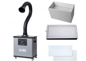 China Single Duct Welding Laser Fume Extractor For Small Laser Cutting Machine on sale