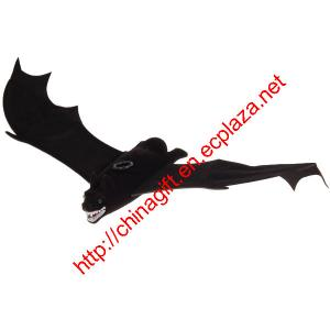 China Sound Control Scary Flying Bat with Sound Effects for Halloween on sale