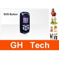 China Cell phone tracker online 850mAh mobile phone tracker TCP UDP SMS cell phone tracker with SOS button 190 hours standby on sale