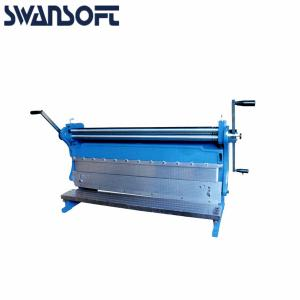 China Indonesia buyer recommend 3 in 1 machine steel plate shear brake and roll for home made on sale