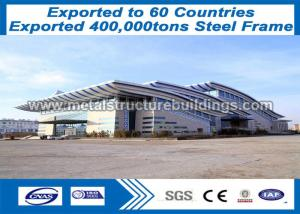 China Heavy Steel Fabrication and Steel Frame Structure pre-made provide to Tokyo on sale