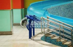 China Outdoor Water Pool Toys Park Play Equipment Water Gun for Children Family Fun on sale