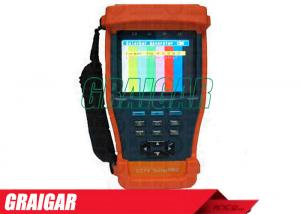 China 3.5'' CCTV Tester Ethernet Cable Testing PTZ Control & Video Input Digital TFT-LCD 960 x 240 High Resolution on sale