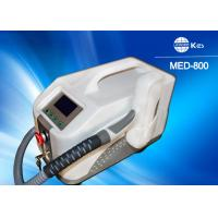 Brown Adjustable Q Switched ND YAG Laser Equipment with Close Water Circulation System