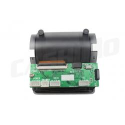 China Compatible Cashino Micro Panel Thermal Printer Thermal Line Printing For Hospitality And Retail for sale