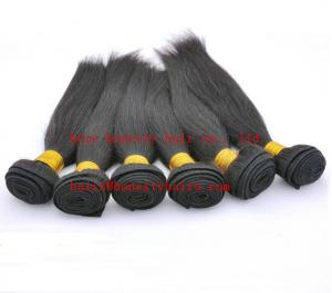 "China 100% human hair extension, ST/BW/DW/IW hair extension 16""18""20"" length, color 1#1B#2#4# on sale"