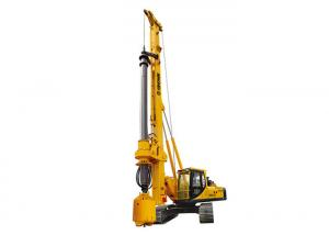 China Mobile Drilling Rig Machine , Borehole Drilling Machine Hydraulic Rotary Piling Equipment on sale
