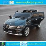 Boa qualidade da venda quente a mais nova passada passeio das crianças do Benz do CE EN71 Mercedes em carros bondes das crianças dos carros