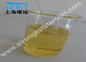 China Semi - Finished Steroid Oil Boldenone Undecylenate Injection / Equipoise 200/300 Mg/Ml on sale