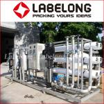 High Quality Mineral Water/Spring Water RO Water Treatment System