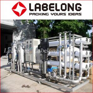 China High Quality Mineral Water/Spring Water RO Water Treatment System on sale