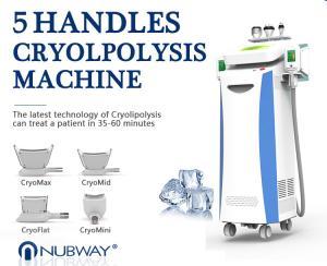 China 2014 Newly-launched!!! Cavitation Vacuum RF Cryo Cryolipolysis antifreeze membrane on sale