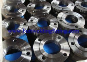 China ASTM Standard Slip On Pipe Flange Forged Steel Flanges B16.5 Custom on sale