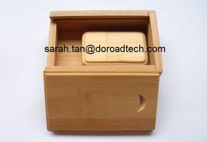 China Customized Wooden USB Flash Drives on sale