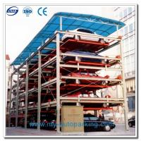 China Best Product! Multilevel Puzzle Car Parking System/European Puzzle Parking System/Garage Storage Parking Solution