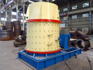 China Chemical Industry Mining Rock Crusher Complex Vertical Impact Crusher on sale