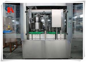 China Automatic Carbonated Beverage Filling Machine Adopting Equal Pressure Filling Principle on sale