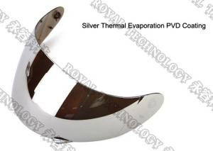 Helmet Pvd Chrome Vacuum Metallizer Machine, Helmet PVD