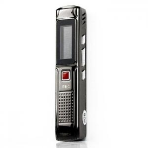 China Mini Dictaphone Digital USB Activated Voice Recorder Audio Recorder MP3 Player on sale