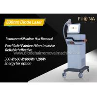 China Big Spot Size Diode Laser Hair Removal Machine Strong Cooling Capacity on sale