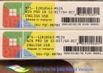 Microsoft Windows 10 Product Key Sticker Full Version 64bit Online Activate