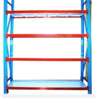 China Multilayer Warehouse Storage Racks , 2 Meters Metallic Industrial Storage Racks on sale