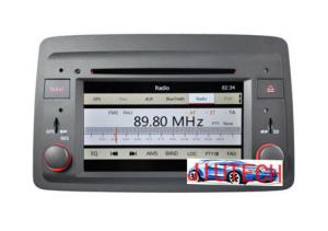 China In Dash Autoradio for Fiat Panda GPS SatNav CD DVD Player Headunit Multimedia fiat panda on sale
