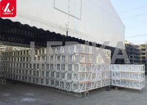 China Stage Equipment Event Aluminum Bolt Spigot Truss Lighting Truss on sale