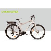 36V 350W Mid Motor Man E Mountain Bike 700C Electric Front Wheel High Performance