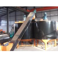 PP / PE Plastic Recycling Line Fully Automatic 3000kg/H Product Capacity