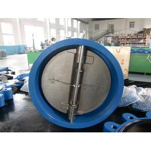 China Dual Plate Check Valve on sale