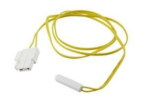 China 5KOhm Micro Defrost Temperature Sensor High Reliability With ABS Housing on sale