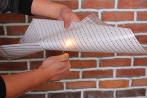 China 300W Carbon Fiber Heating Film Cold Resistant With Smart Switch Control on sale