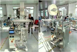 China High Speed Automatic Filling Sealing Packing Machine For Honey /Jam / Soy Sauce on sale