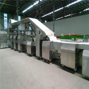 China Saiheng Stainless Steel Automatic Hard Soft Biscuit Production Line on sale